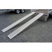 Rampes alu 2m50